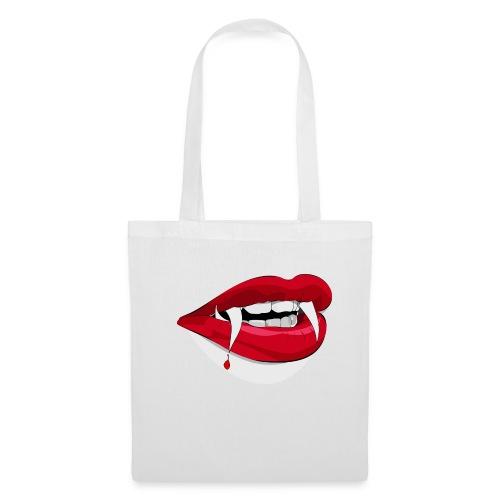 Vampire lips - Stoffbeutel