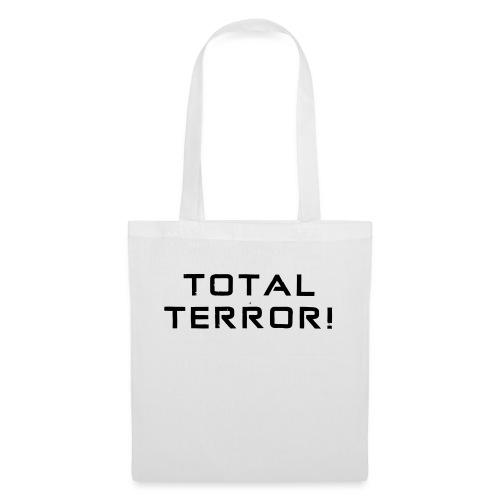 Black Negant logo + TOTAL TERROR! - Mulepose