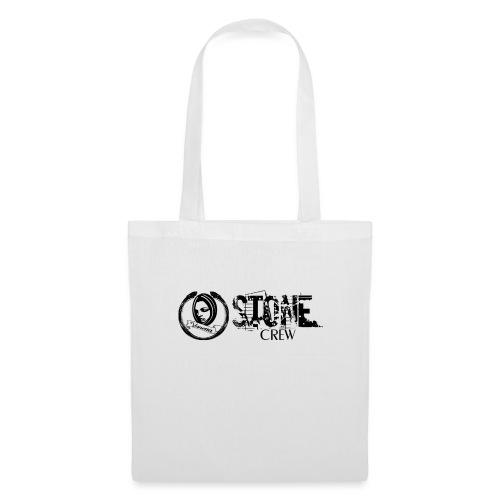 Stone Crew Banner Neu 300dpi schwarz Vector - Stoffbeutel