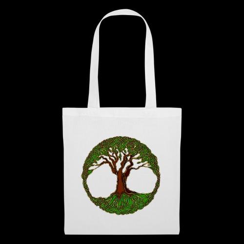 Tree of Life - colour - Tote Bag