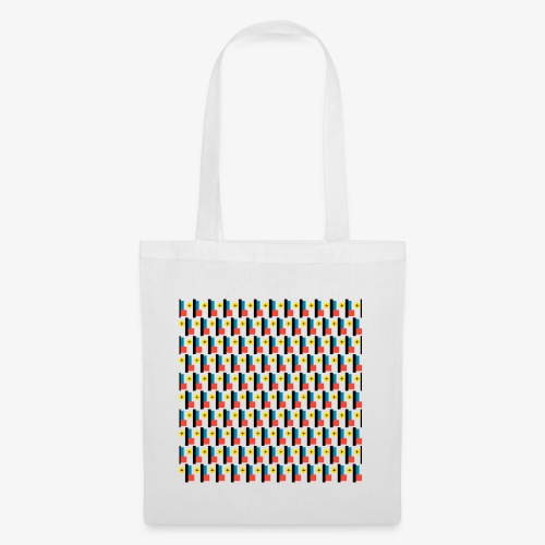 BAUHAUS all over - Sac en tissu