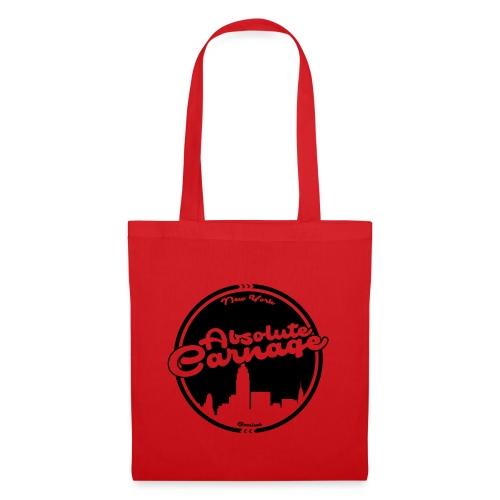 Absolute Carnage - Black - Tote Bag