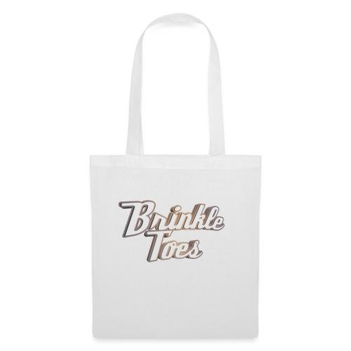 Brinkletoes Text - Tote Bag