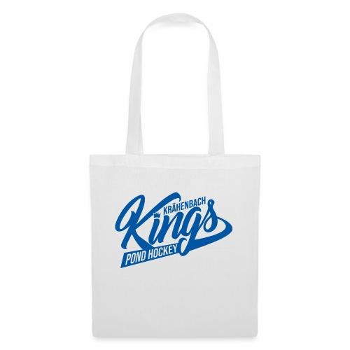 KINGS Logo 2019 einfach blue - Stoffbeutel