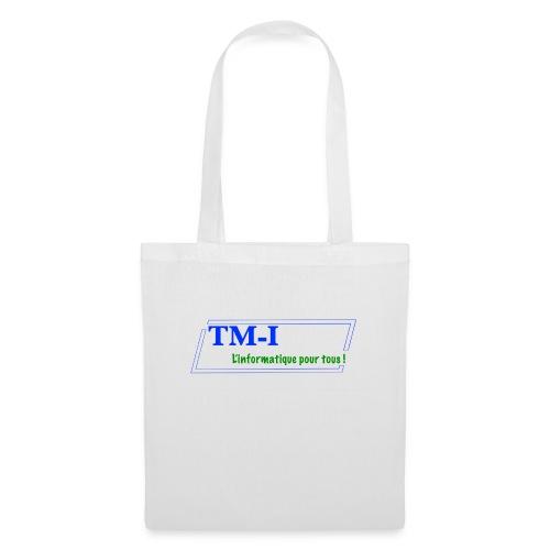 logo touletmarc.info + slogans - Sac en tissu
