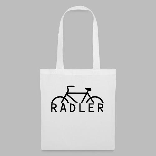 RADLER - Stoffbeutel