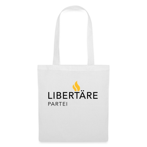 Logo Libertaere Partei - Stoffbeutel