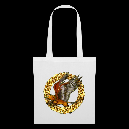 Golden Gryphon - Tote Bag
