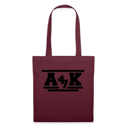 - A _K - - Tote Bag