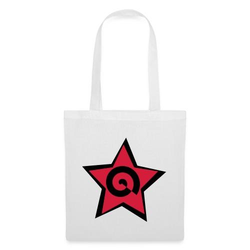 stella con spirale - Borsa di stoffa