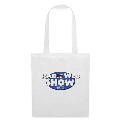 Logo RadioWebShow - Borsa di stoffa