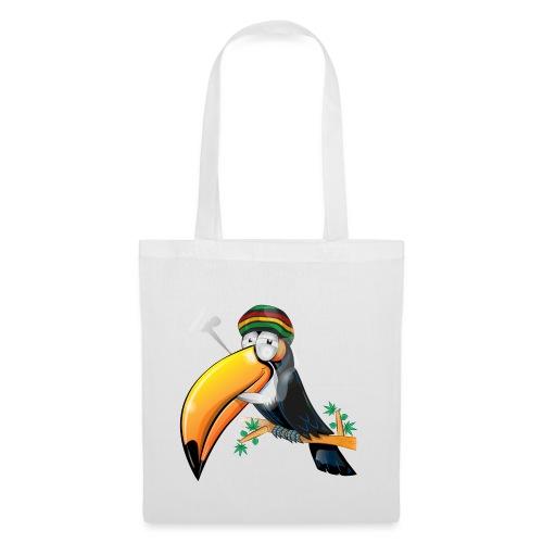 Smoking Bird - Tote Bag