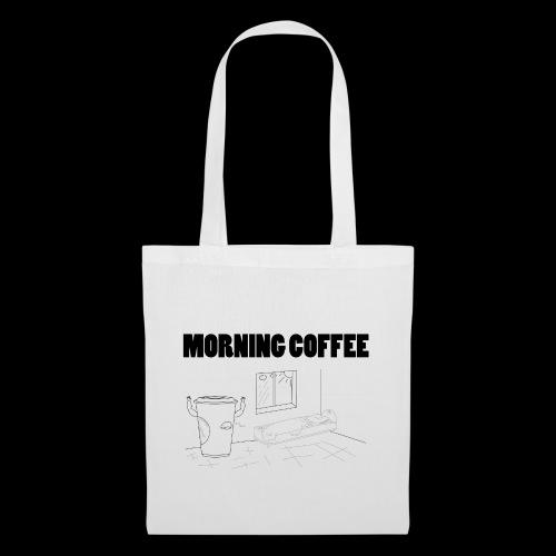 Morning Coffee - Tote Bag