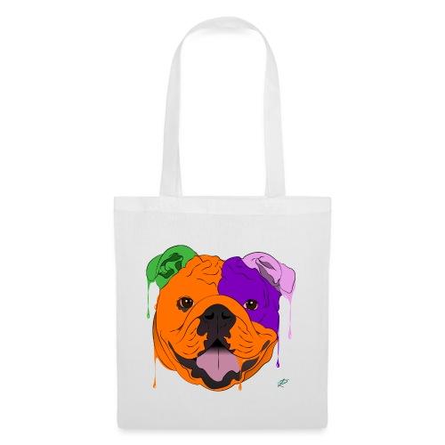 Bulldog - Borsa di stoffa