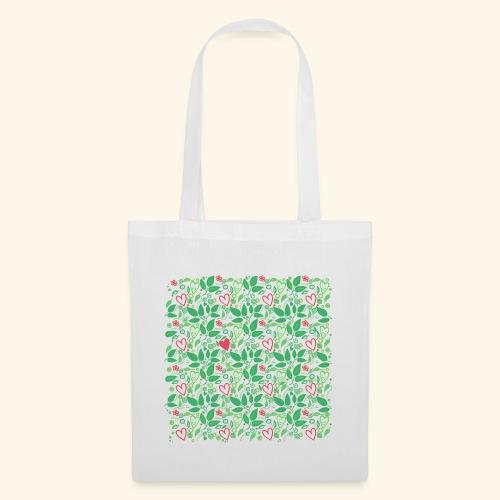 Pattern - Nature Love - Tote Bag
