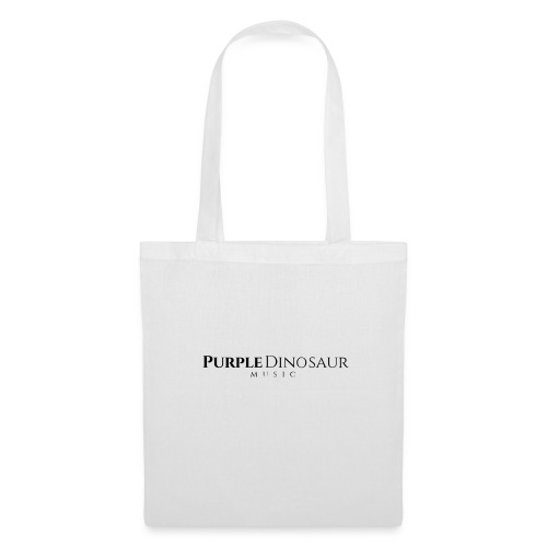 PDM Written Logo (Black) - Tote Bag