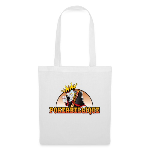 Logo Poker Belgique - Tote Bag