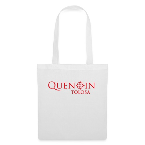 QUENTIN TOLOSA rouge - Tote Bag
