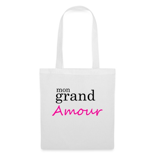 Mon grand amour - Tote Bag