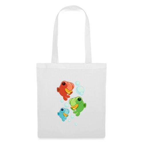 Poissons - Tote Bag