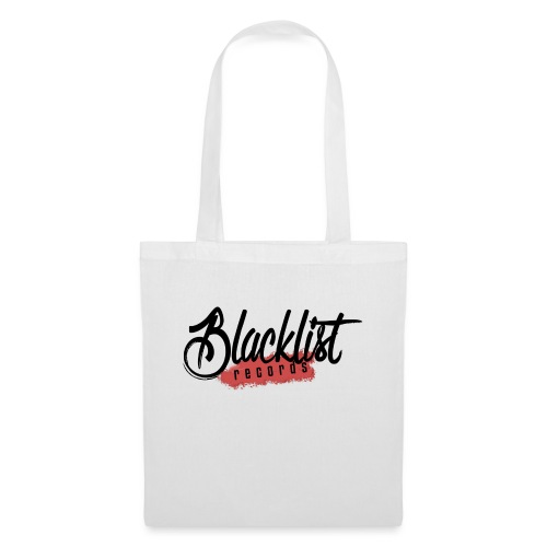 Blacklist Records - Casquette (Logo Noir) - Tote Bag