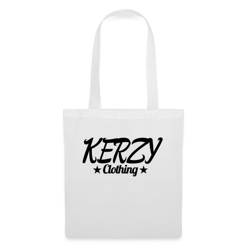 Official KerzyClothing T-Shirt Black Edition - Tote Bag