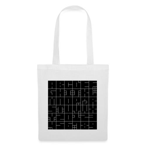 fs I Square by minimum - Tote Bag