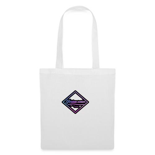 jordan sennior logo - Tote Bag