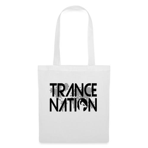 Trance Nation (Black) - Tygväska