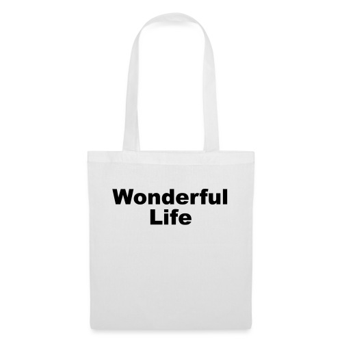 WonderfulLife - Stoffbeutel