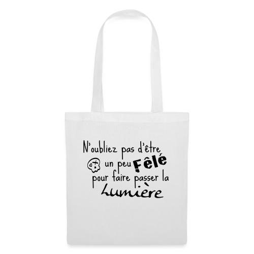 Fêlé - Tote Bag