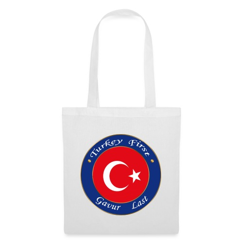 Turkey FIRST - Tote Bag