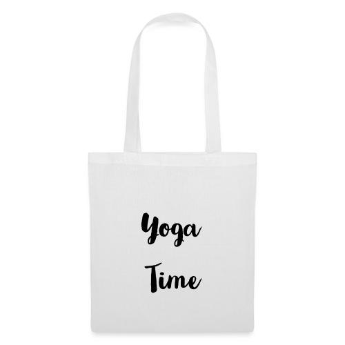 Yoga time - Sac en tissu