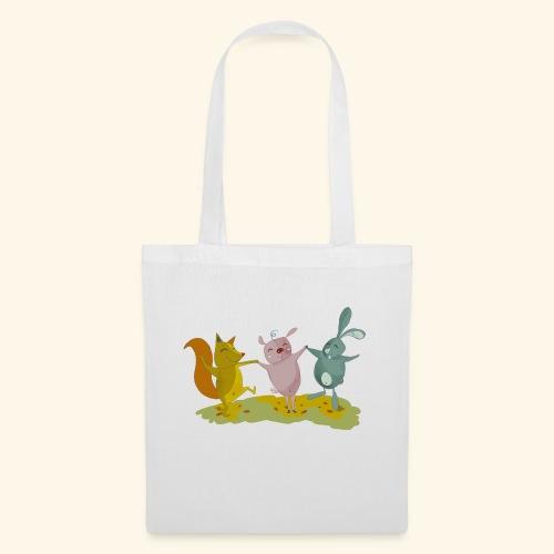 happy friends - Tote Bag