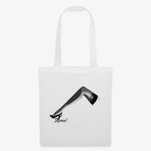 Silence ! - Tote Bag
