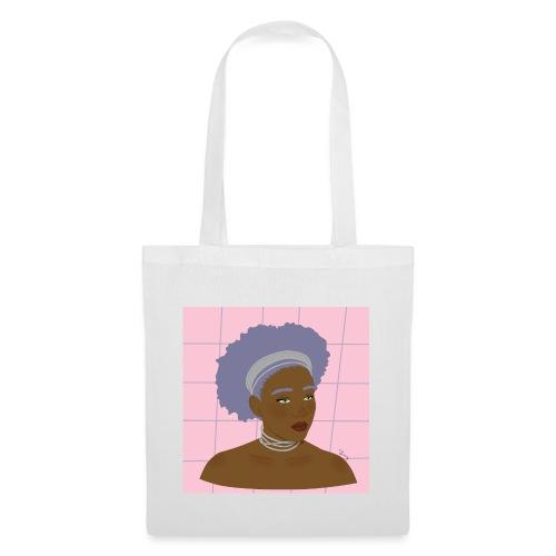 Girl - Tote Bag