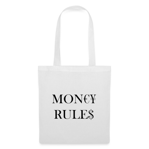 Money Rules - Tote Bag
