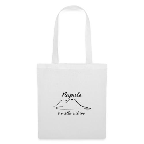 Mille colori di Napoli - Borsa di stoffa