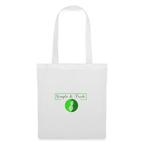 Simple et Fresh - Tote Bag