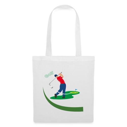 Golf - Tote Bag