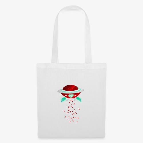 intergalactic medic delivery ship - Sac en tissu
