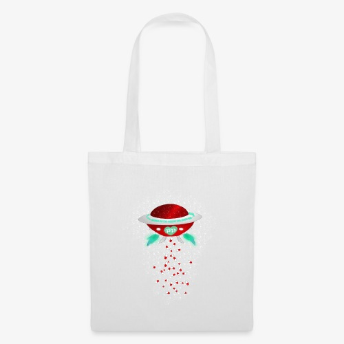 intergalactic medic delivery ship - Tote Bag