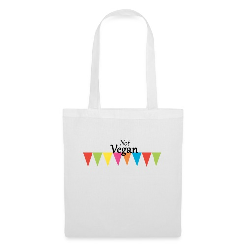 Not Vegan - Tote Bag