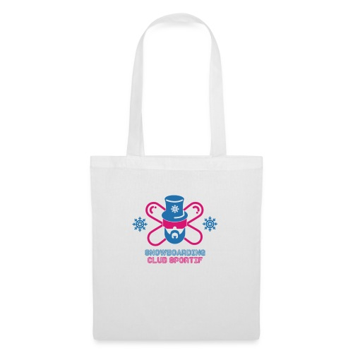 Logo snow 1 3x - Tote Bag