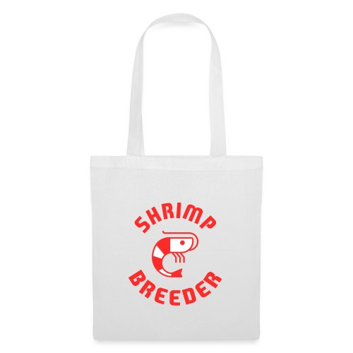 SHRIMP FARMER AQUARIUM CRS RED - Tote Bag