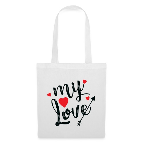 My love - Tote Bag