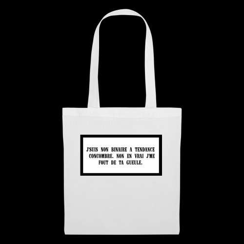 FOUT - Tote Bag