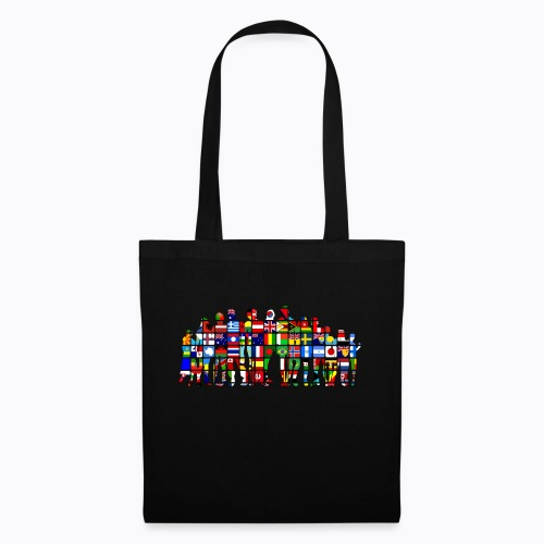 all the world - Tote Bag