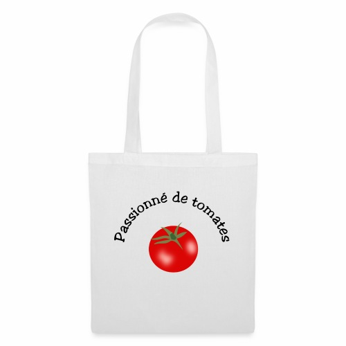 Tomate rouge - Tote Bag