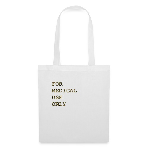 For Medical Use Only - Stoffbeutel